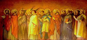 Les saints de Bretagne